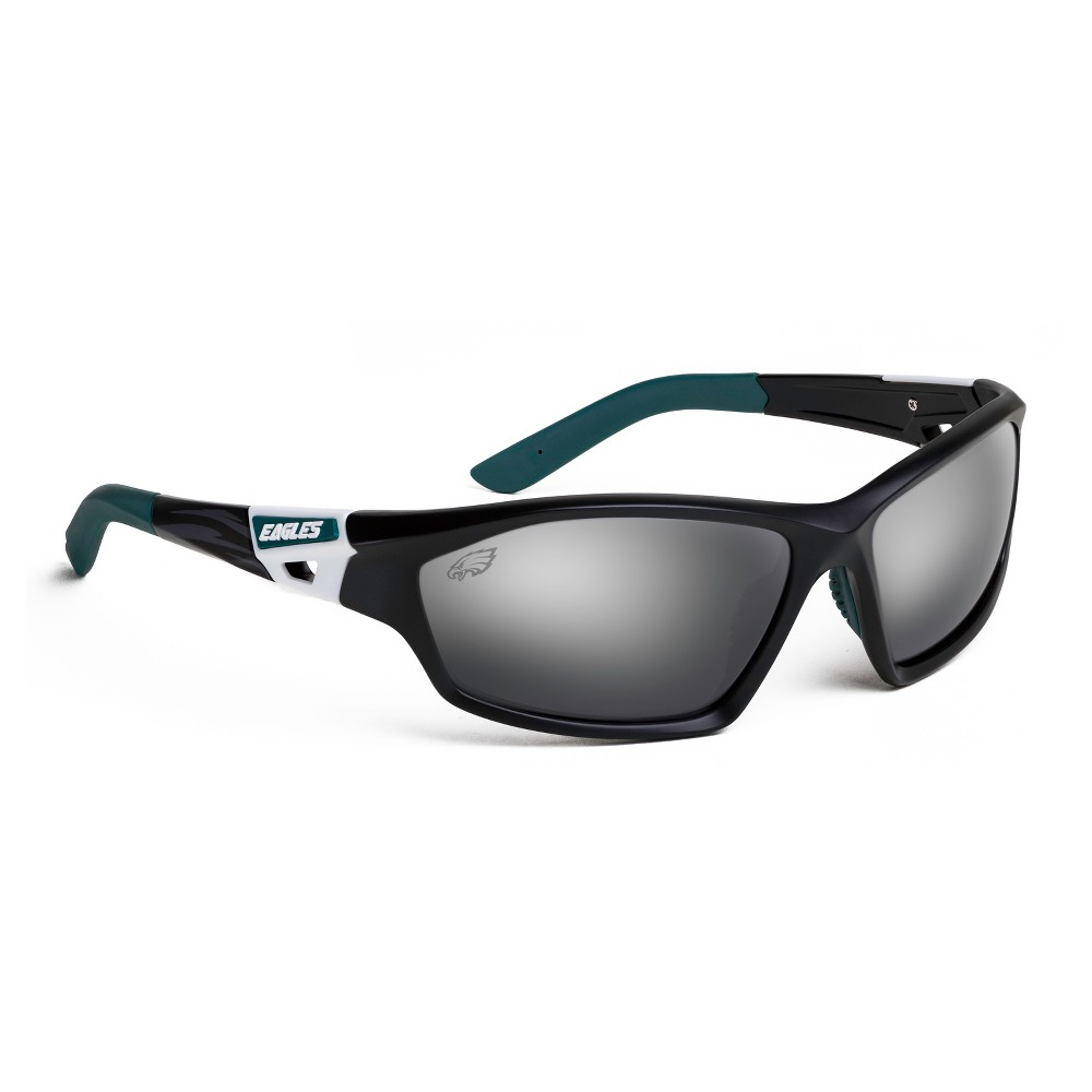 NFL Philadelphia Eagles Premium Lateral Sunglasses, Adult Unisex