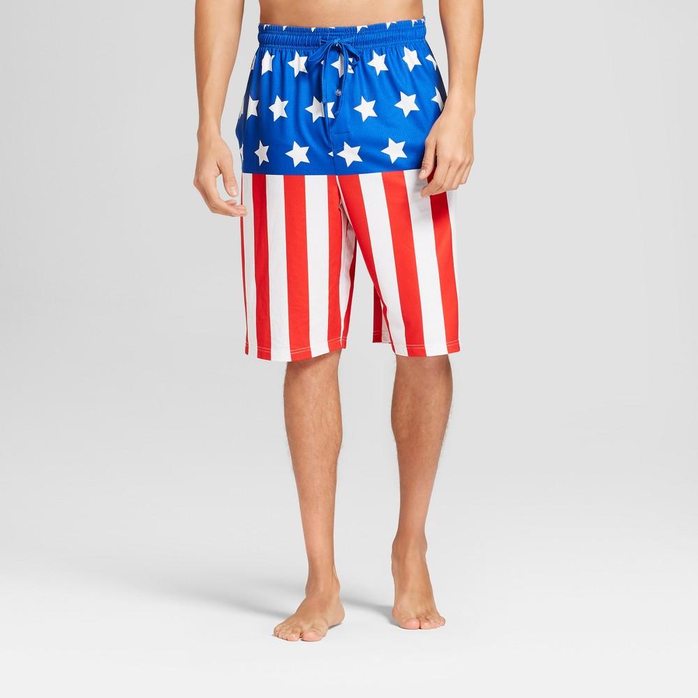 Men's Pajama Shorts - Mad Engine - Royal XL, Blue