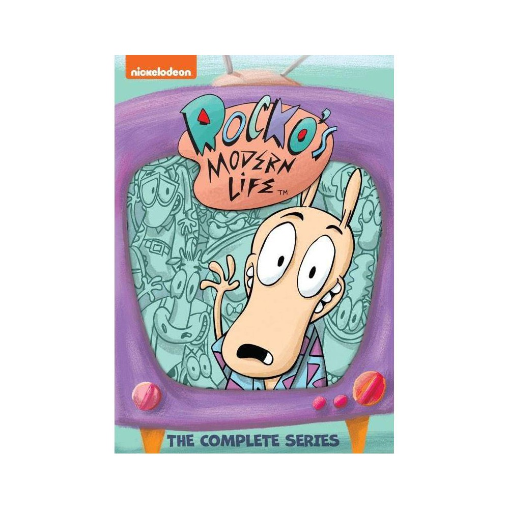 Rocko S Modern Life The Complete Series Dvd 2018