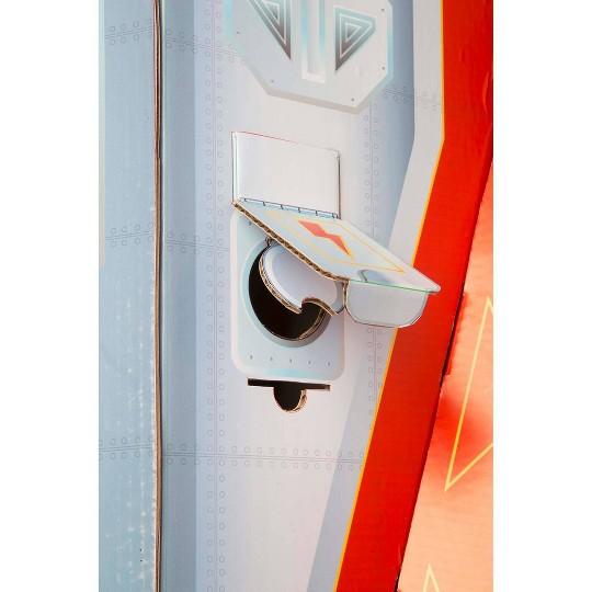 Melissa & Doug Rocket Ship Indoor Corrugate Playhouse image number null