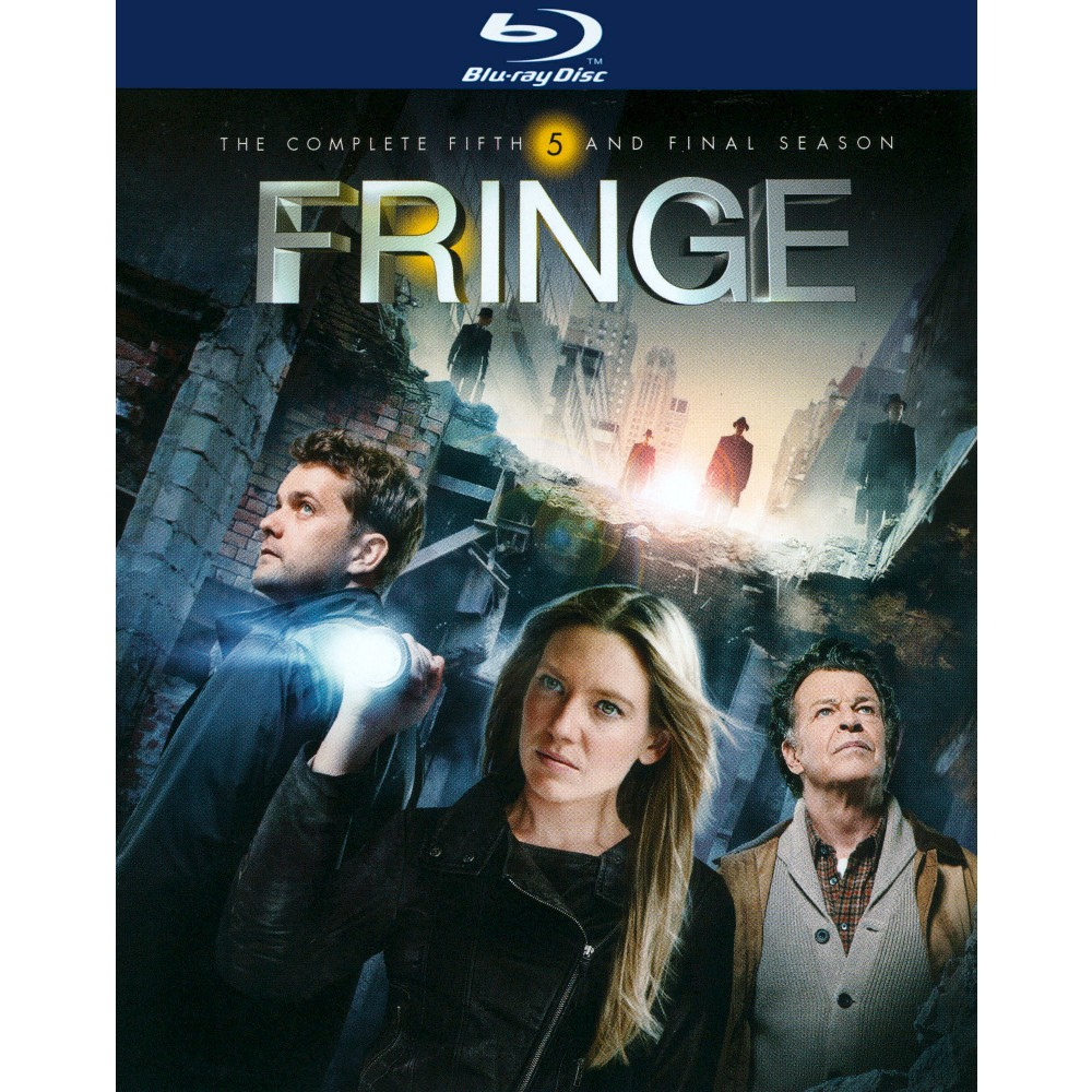 Fringe: The Complete Fifth and Final Season [3 Discs] [Blu-ray]