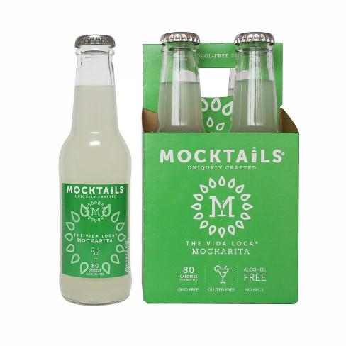 Mocktails Vida Loca Mockarita - 4pk/6.8 fl oz Glass Bottles - image 1 of 2