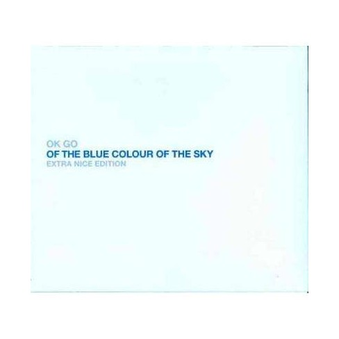 OK Go - Of the Blue Colour of the Sky (Extra Nice Edition) (Slipcase) (CD) - image 1 of 1