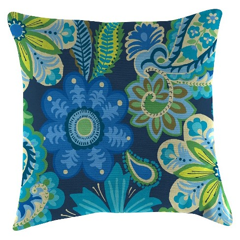 Jordan Set of Accessory Toss Pillows - Flower Child Sapphire - image 1 of 1
