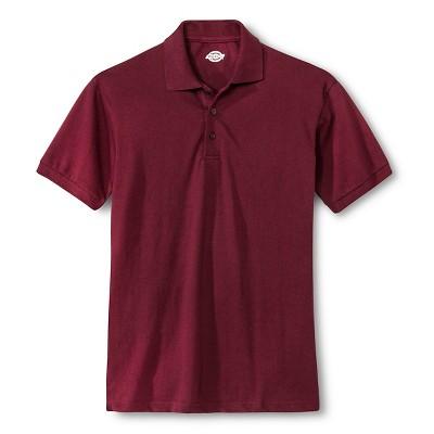 Dickies Men's Pique Uniform Polo Shirt