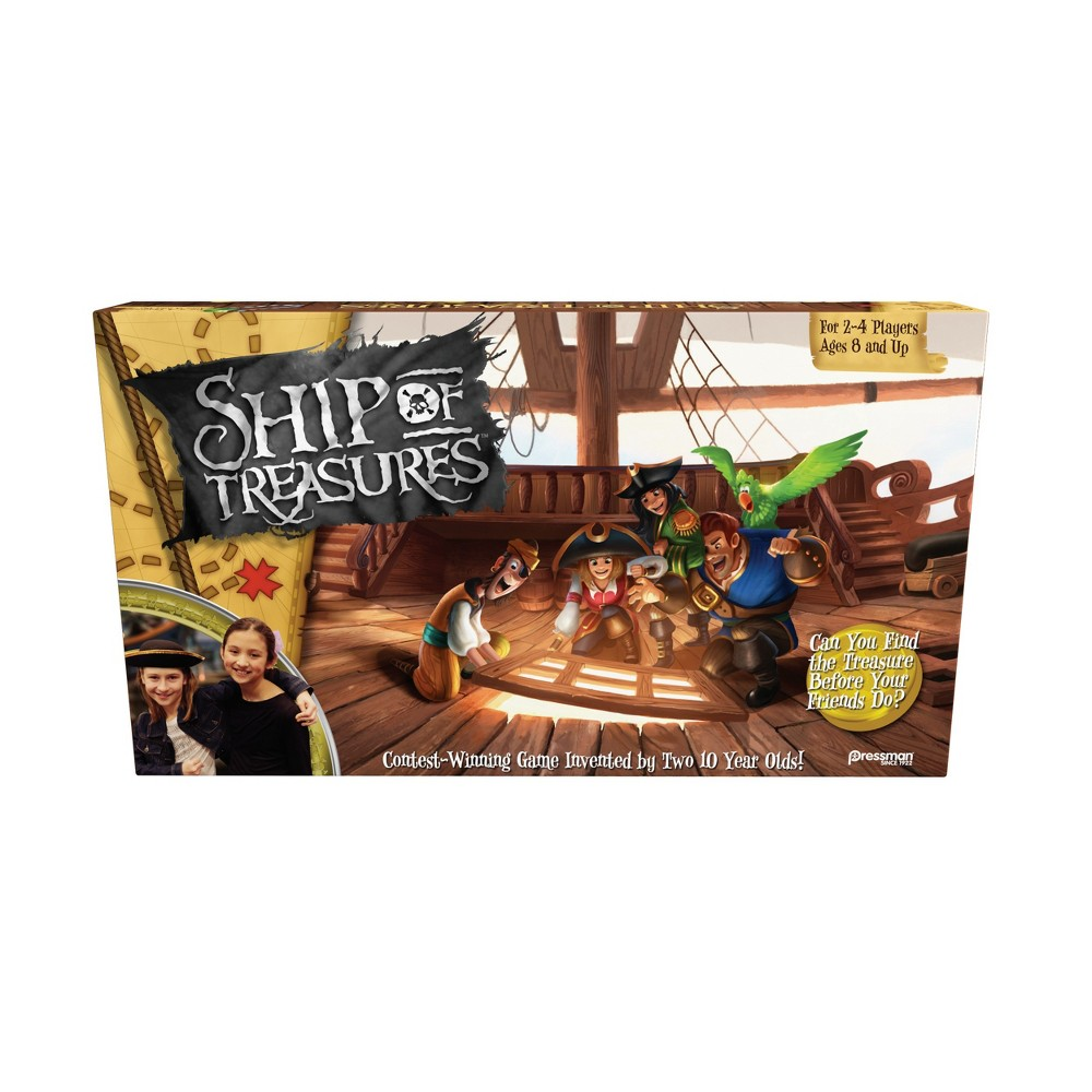 Ship of Treasures Game, Board Games
