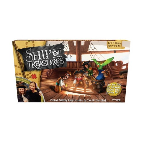 Ship of Treasures Game - image 1 of 3