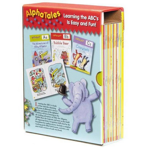 AlphaTales - (Alphatales) by  Scholastic Teaching Resources & Scholastic (Mixed media product) - image 1 of 1