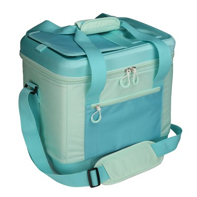 Evergreen 24 Can Cooler - Aqua Mint