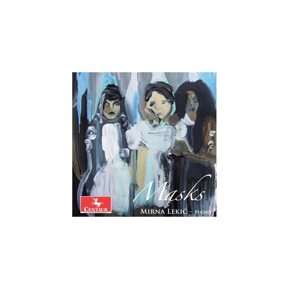 Mirna Lekic - Masks (CD), Classical Music