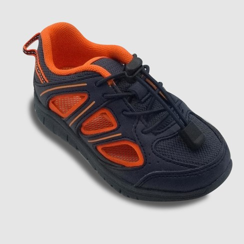 Toddler Boys' Leon Athletic Water Shoes - Cat & Jack™ Blue M - image 1 of 3