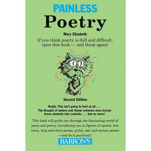 Painless Poetry - (Barron's Painless) 2 Edition by  Mary Elizabeth (Paperback) - image 1 of 1