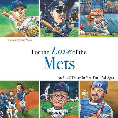 For the Love of the Mets - (For the Love of the ...) by  Frederick C Klein (Hardcover) - image 1 of 1
