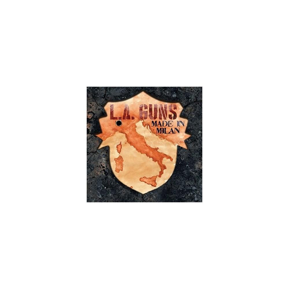 L.A. Guns - Made In Milan (Vinyl)