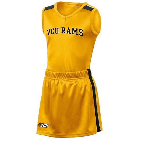 VCU Rams Girls' 3pc Cheer Set - image 1 of 3