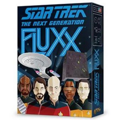 Star Trek - Next Generation Fluxx Board Game