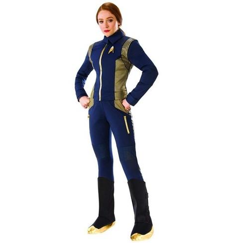 Rubie's Star Trek Discovery Command Uniform Women's Costume - image 1 of 1