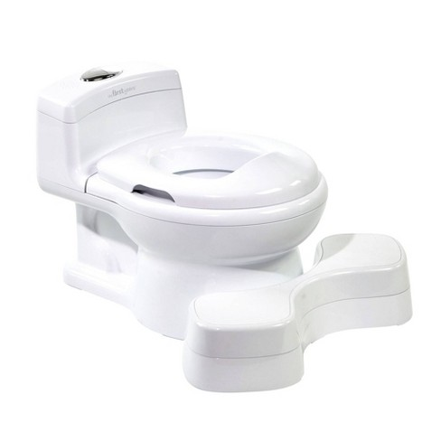 The First Years Super Pooper Plus Potty Toilet Training Seat - image 1 of 4
