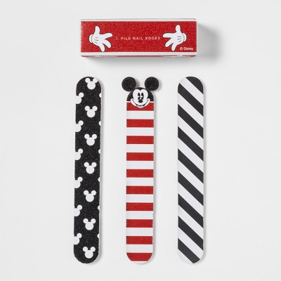 Disney Mickey Mouse & Friends Mickey Mouse Nail File Set - 4pc