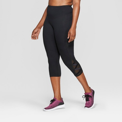 95f3a855b11 Women s Plus Size Studio High-Waisted Leggings - C9 Champion® Black. Shop  all C9 Champion®