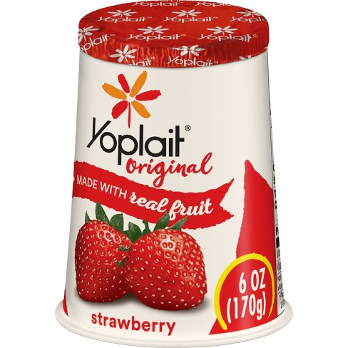 Yoplait Original Strawberry Yogurt - 6oz - image 1 of 3