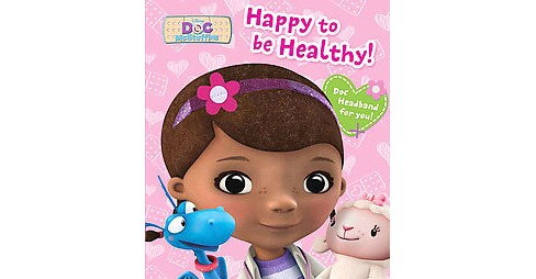Happy to Be Healthy! (Hardcover) by Elizabeth Bennett - image 1 of 3