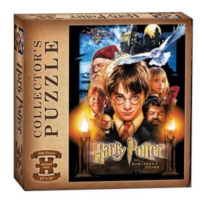 USAopoly Harry Potter's: Sorcerer's Stone Jigsaw Puzzle - 550pc