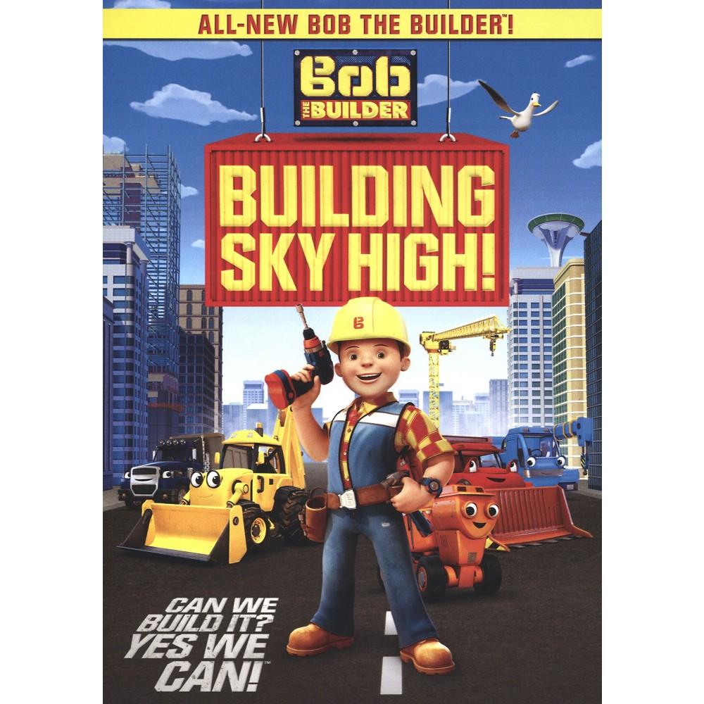 Bob the Builder: Building Sky High! (dvd_video)
