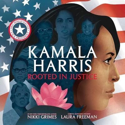 Kamala Harris - by Nikki Grimes (Hardcover)