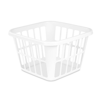 1.25bu Laundry Basket White - Room Essentials™