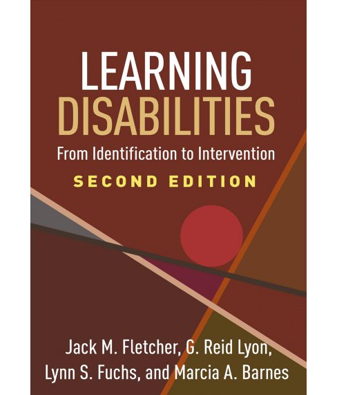 Learning Disabilities : From Identification to Intervention -  2 (Hardcover) - image 1 of 1
