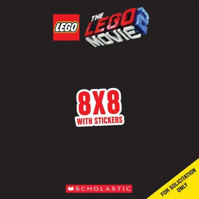Lego Movie 2 : Includes Stickers -  by Scholastic Inc. & Meredith Rusu (Paperback)