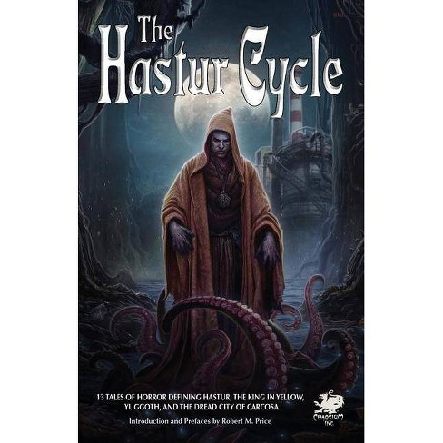 The Hastur Cycle - (Call of Cthulhu Fiction) 2 Edition (Paperback) - image 1 of 1