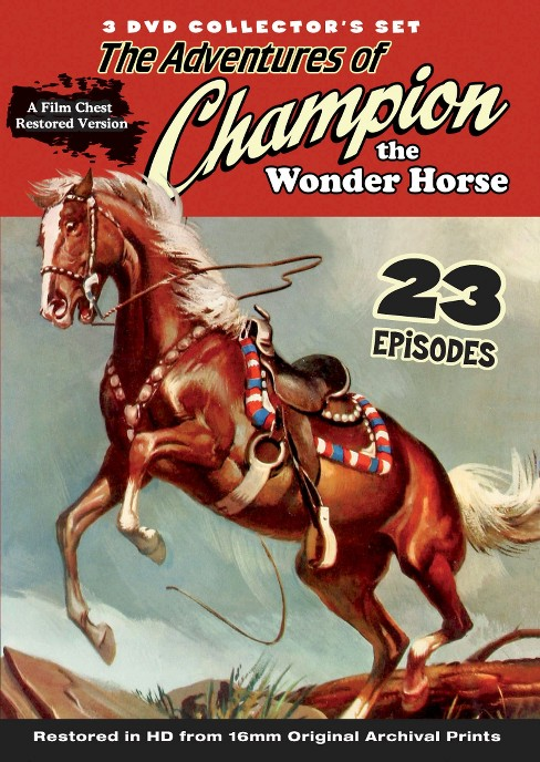 Champion the wonder horse (DVD) - image 1 of 1
