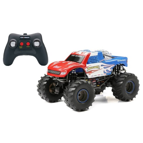 New Bright R/C 1:10 FF 9.6 Monster Truck - Bigfoot - image 1 of 4