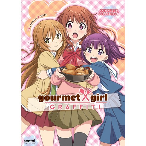 GOURMET GIRL GRAFFITI-COMPLETE COLLECTION (DVD/2 DISC) - image 1 of 1