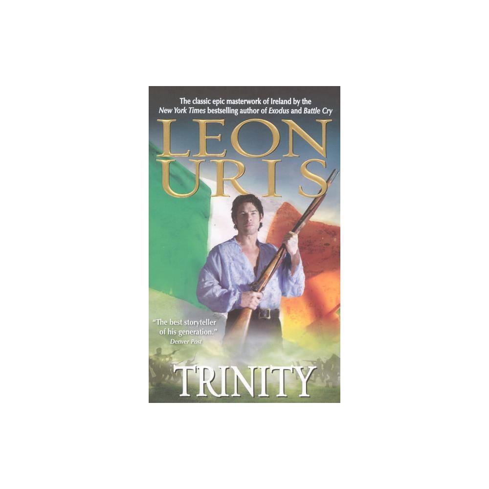 Trinity By Leon Uris Paperback