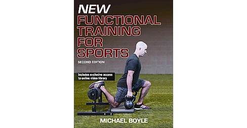 New Functional Training for Sports (Paperback) (Michael Boyle) - image 1 of 1