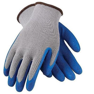 G-Tek GP Cotton/Polyester Gloves Gray Dozen (39-1310/M)