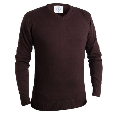 Gallery Seven | Men's Autumn Lightweight V-Neck Sweater