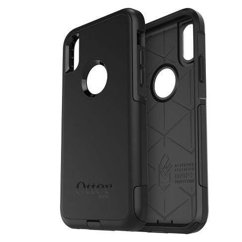 more photos c934f 5a1a1 OtterBox Apple iPhone X/XS Commuter Case - Black