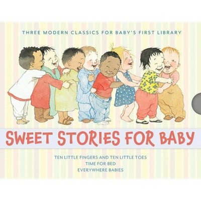 Sweet Stories for Baby Gift Set - by Susan Meyers & Mem Fox (Quantity Pack)
