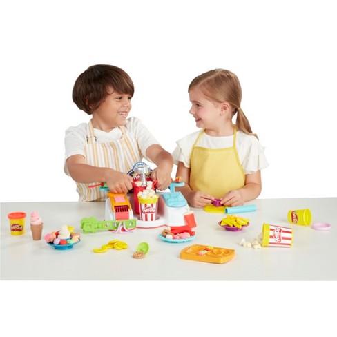 Play Doh Kitchen Creations Movie Snacks Set Target