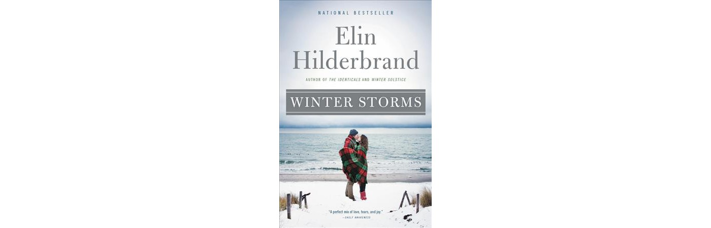 Winter Storms -  Reprint (Winter Street) by Elin Hilderbrand (Paperback) - image 1 of 1