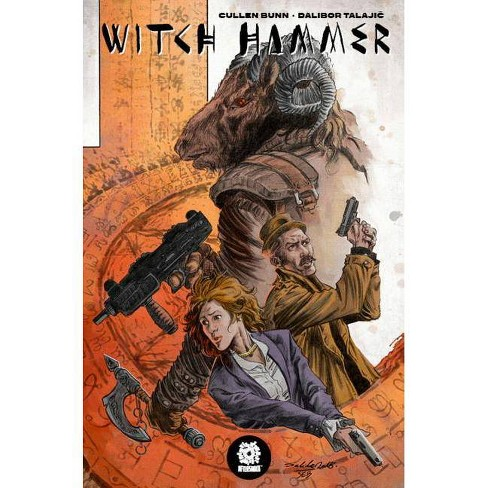 Witch Hammer - by  Cullen Bunn (Hardcover) - image 1 of 1