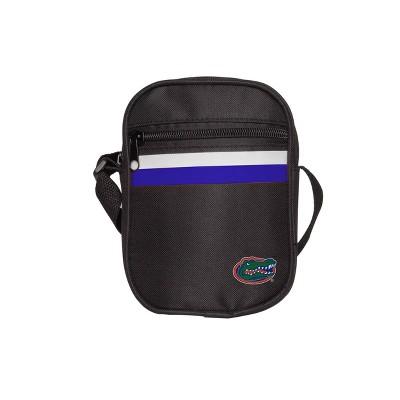 NCAA Florida Gators Black Mini Messenger Bag