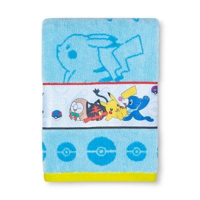 Pokemon® Bath Towels and Washcloths