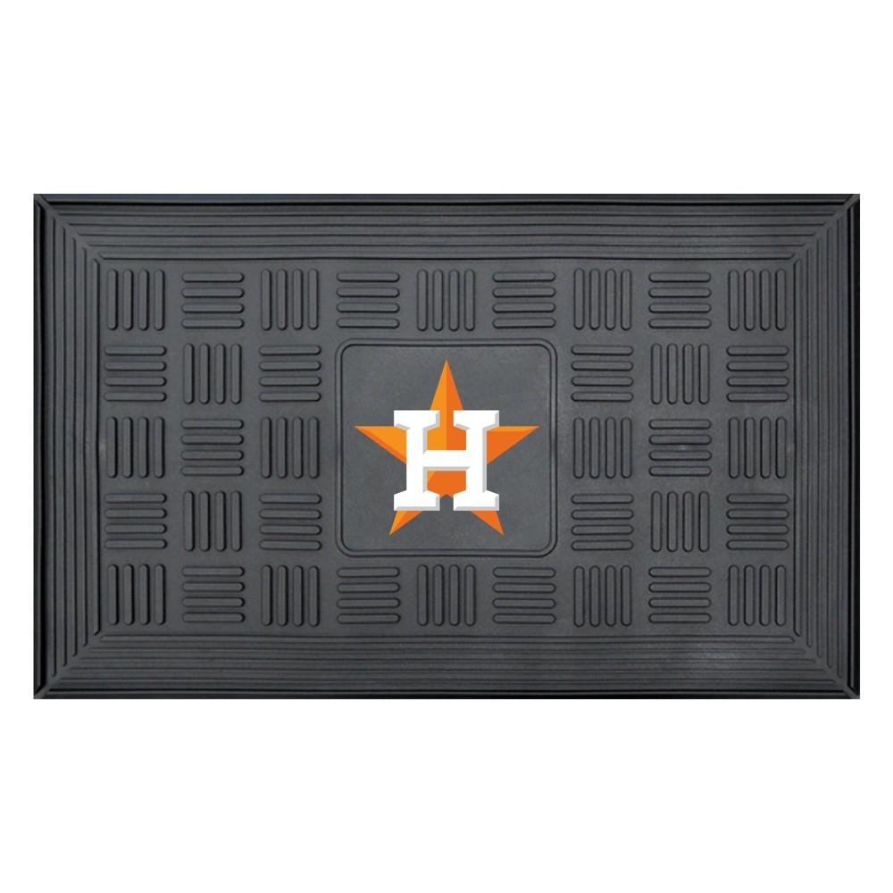 MLB Houston Astros Door Mat 19.5