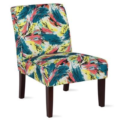 Teagan Armless Accent Chair - Dorel Living