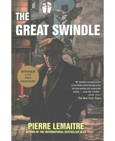 Great Swindle (Reprint) (Paperback) (Pierre Lemaitre) - image 1 of 1